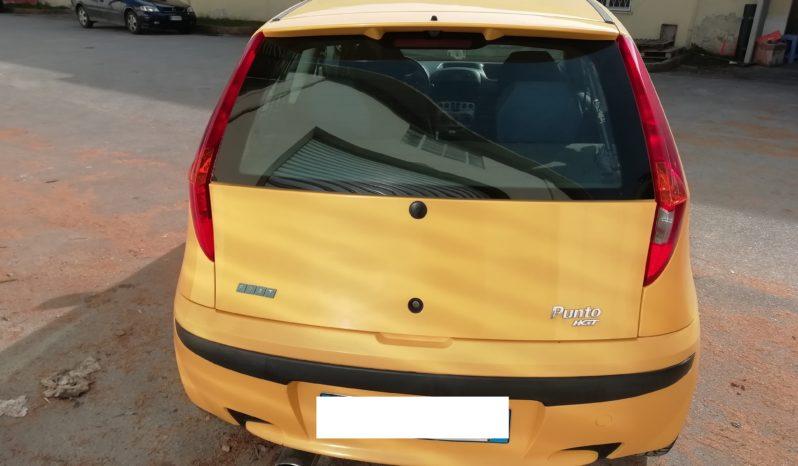 Fiat Punto HGT completo