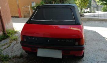 Peugeot 205 CTI completo